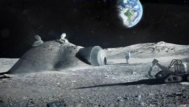 European Space Agency (ESA) Ingin Bangun Desa di Bulan