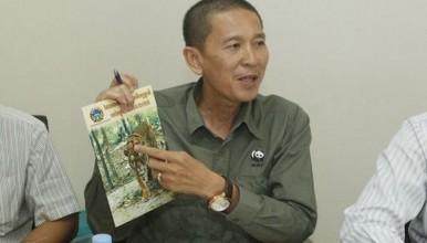Harimau Dinyatakan Punah di Kamboja