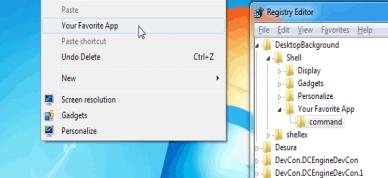 Cara Menambahkan Shortcut Program Ke Windows Context Menu