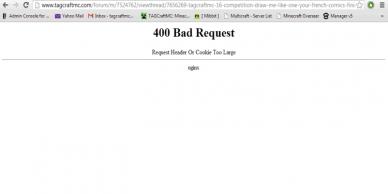 Perbaiki Error 400 Bad Request Cookie Too Large Di Browser