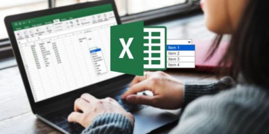 Cara Membuat Dropdown List Di Microsoft Excel